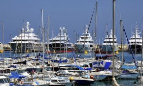 The Antibes Yacht Show 2014