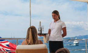 Why join the yachting industry? An inspiring interview.