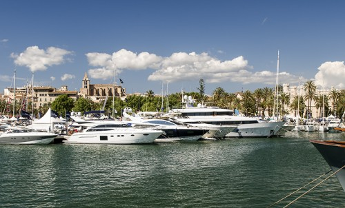 Palma Superyacht Show 2015: Be Inspired April 30 – May 4