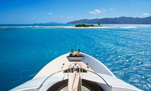 Everything you need to know before chartering a luxury yacht