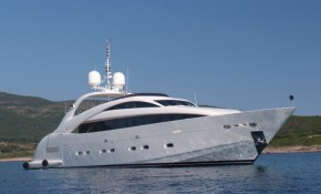 M/Y Whispering Angel | International Shipyard Ancona (ISA Yachts)