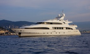 TANIA T Luxury Yacht for Sale