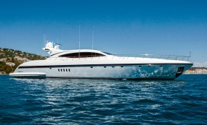 Crazy Too Luxury Yacht for Sale