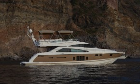 M/Y FAIRLINE SQUADRON 58 | Fairline