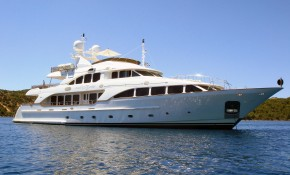 WILD THYME Luxury Yacht for Sale