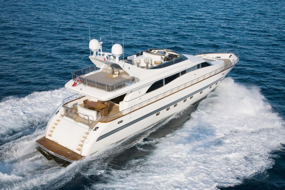 Seralin Yacht for Sale...