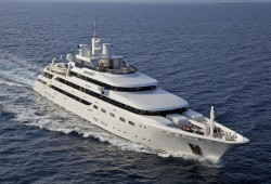 O'Mega Luxury Yacht for Charter
