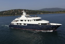 Serenity II Luxury Yacht for Charter
