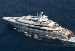 Mogambo Luxury Yacht for Charter