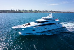 Paradise Luxury Yacht for Charter