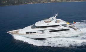 M/Y Cloud Atlas