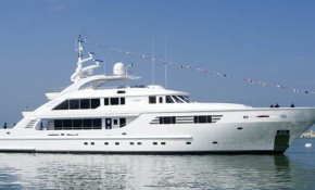 M/Y Axioma | International Shipyard Ancona (ISA Yachts)