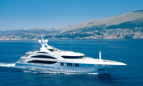 Andreas L Yacht Charter | Benetti