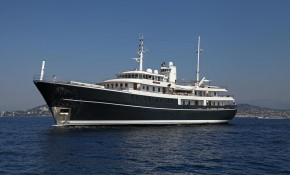 Sherakhan Yacht Charter | Verkerk Yachting Projects
