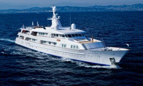 Illusion Yacht Charter | Feadship