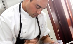 M/Y Koi has an award winning Chef