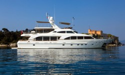 Prime dates available on M/Y Quid Pro Quo