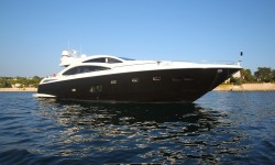 New to our Charter Fleet: 27m Sunseeker Firecracker