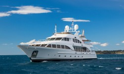 Superyacht of the week WILD THYME