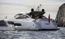 CARTE BLANCHE - Sunseeker Predator 80 - Exhibiting at the 2016 Cannes Yachting Festival