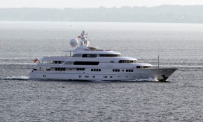 Superyacht Auction - Apoise Sold for $46 million