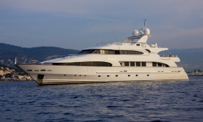 M/Y Tania T - New CA