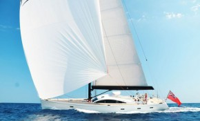 S/Y La Luna - our new CA