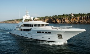 M/Y Nassima is open for offers