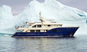 Bluewater sells expedition yacht Fortrus