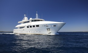 Location change - M/Y Maestro in La Spezia, Italy