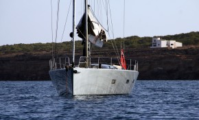 Price Reduction on Luxury Sailing Yacht Gymir