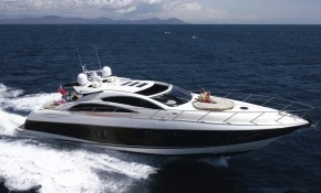 Sunseeker Amadeus now for charter with Bluewater