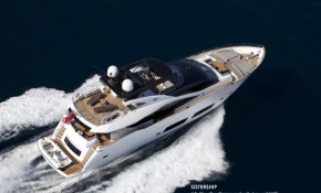 Brand new Sunseeker Yacht