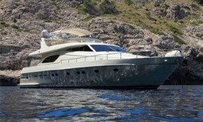 Bluewater welcomes a Ferretti 72 to our Sales Fleet