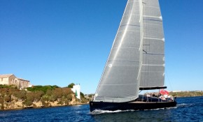 Sailing Yacht Lunna A joins our sales fleet