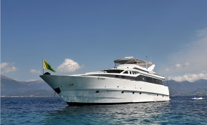 Luxury Yacht Trilogy Sold