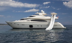 Bluewater's Charter Yacht of the Week