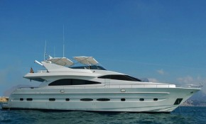 Superyacht YAIZA - Sold