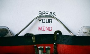 Speak your Mind and WIN!