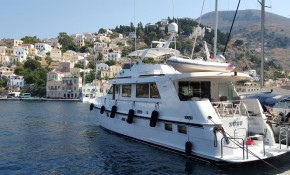 M/Y ZUZU - Hatteras Yacht for Sale