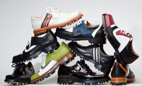 WIN a pair of luxury golf shoes!