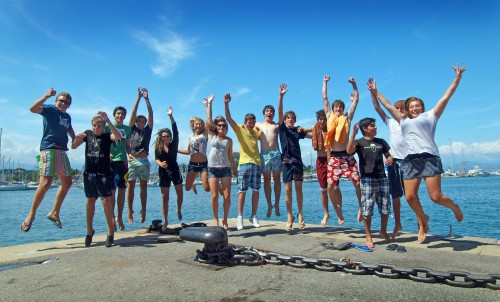 Bluewater Summer School for Teens 2015