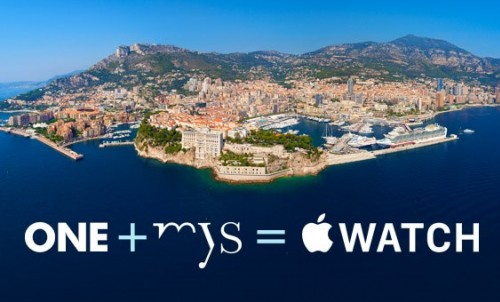 Get an Apple Watch gifted at the MYS 2015