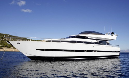 Motor Yacht Sea Heart for Sale