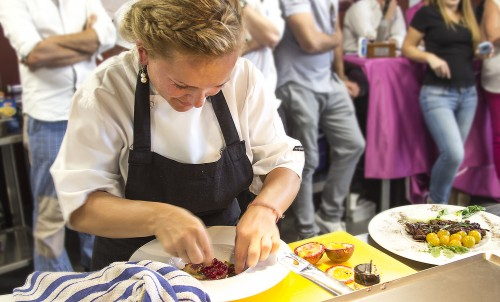 Bluewater's Annual Chef Competition