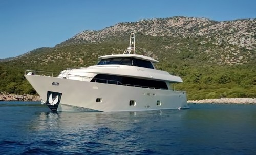M/Y ADAGIO – Price Reduction