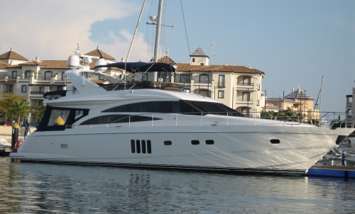 Princess 67 Flybridge – JENNY 7 – New to the Market