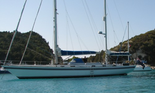 WHITEFLY – Custom Royal Huisman 59 for sale