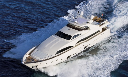 Ferretti Custom Line 112 NEXT - Significant Price Reduction