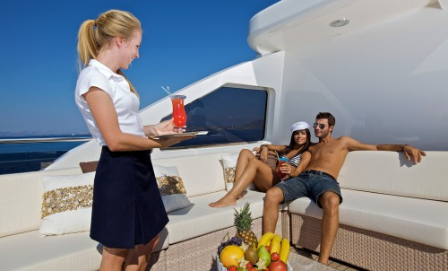 Top 5 Interior Tips for Yacht Crew